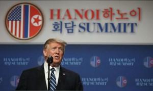 [Video] Trump: Có hố ngăn cách nhưng Kim là người thú vị