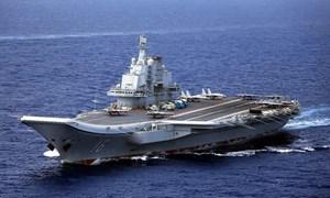 Điểm yếu chí tử của tàu sân bay Trung Quốc sắp được khắc phục triệt để?
