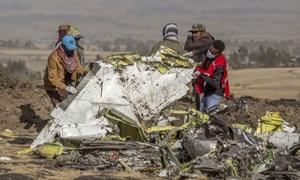 Toàn cảnh vụ tai nạn máy bay Boeing 373 Max của Ethiopian Airlines