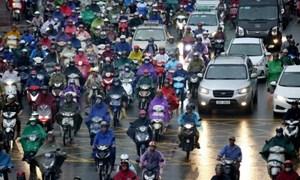 [Infographic] Lộ trình dừng hoạt động của xe máy tại Hà Nội