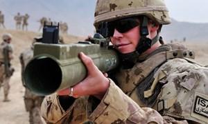 """Súng chống tăng siêu khủng M72 LAW - """"bùa hộ mệnh"""" của quân tiên phong Mỹ"""