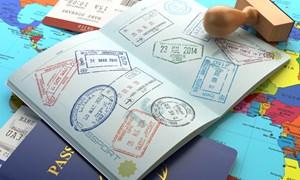 [Infographic] 3 nước châu Á đứng đầu bảng xếp hạng hộ chiếu quyền lực nhất