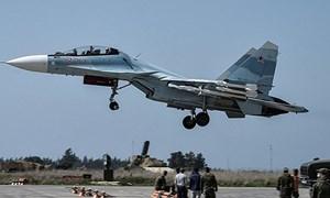 Máy bay Nga oanh kích dữ dội Idlib sau khi phiến quân vượt qua