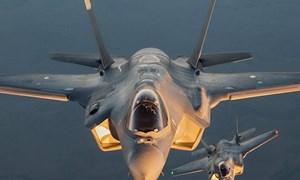 Cận cảnh chiến đấu cơ F-35 trong thương vụ tay ba Mỹ - Nga – Thổ Nhĩ Kỳ
