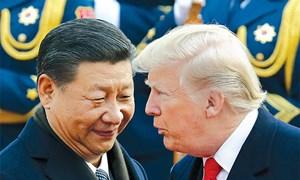 Mỹ - Trung ngừng chiến?