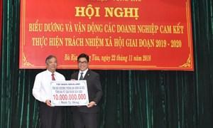 Tập đoàn Novaland cam kết thực hiện trách nhiệm xã hội tại Bà Rịa – Vũng Tàu