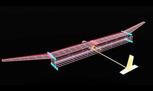 [Video] Mỹ chế tạo máy bay không động cơ đầu tiên trên thế giới