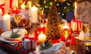 Tưng bừng mùa lễ hội cuối năm tại khách sạn Sheraton Nha Trang