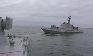 [Video] Lộ trình khiến nhóm chiến hạm Ukraine bị Nga bắt