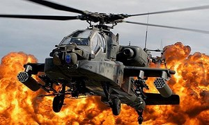 Ai Cập vội mua AH-64 sau khi Ka-52 gặp quá nhiều lỗi kỹ thuật