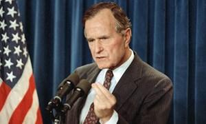 [Video] Những điều đặc biệt về cố tổng thống Bush