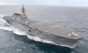 [Video] Kế hoạch biến khu trục hạm thành tàu sân bay của Nhật
