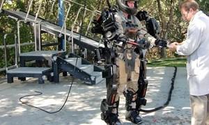 [Video] Dự án khung xương 7 triệu USD biến lính Mỹ thành