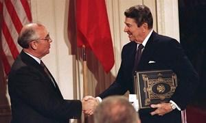 [Video] Hiệp ước hạt nhân giúp Mỹ, Liên Xô kết thúc Chiến tranh Lạnh