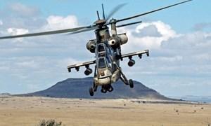 Trực thăng AH-2 Rooivalk với uy lực tấn công đối thủ không thể xem nhẹ