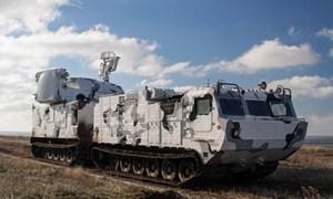 """""""Quái thú Bắc cực"""" Tor-M2DT của Nga mạnh cỡ nào?"""