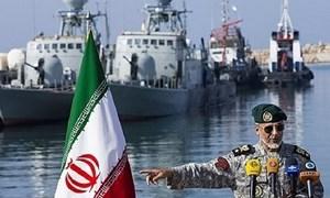 Mỹ triển khai nhóm tác chiến tàu sân bay tiến sát bờ biển Iran