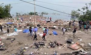 [Infographic] Năm thiên tai nghiêm trọng tại Indonesia