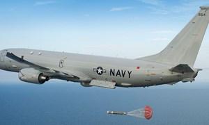 [Infographic] P-8 Poseidon- sát thủ săn ngầm của Hải quân Mỹ