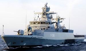 Sức mạnh tàu hộ tống lớp Braunschweig hiện đại nhất của Đức