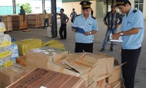 Hải quan Hải Phòng khởi tố hình sự 6 vụ việc vi phạm