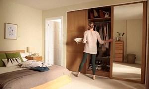 Những cách tối ưu diện tích cho phòng ngủ