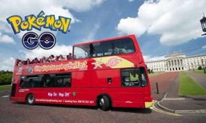 Kinh doanh từ cơn sốt Pokemon Go