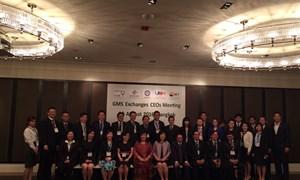 HNX tham dự Hội nghị GMS CEOs 2016