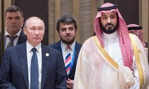 Nga và Ả Rập Xê Út bắt tay nhau để ổn định thị trường dầu mỏ