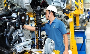 Vẫn còn nhiều cơ hội cho ngành công nghiệp ôtô Việt Nam