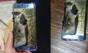 Hàng không Việt Nam cấm sạc, gửi Samsung Galaxy Note 7 trên máy bay