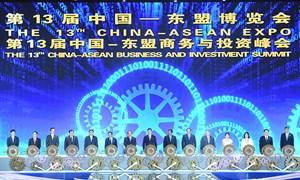 """Trung Quốc thúc đẩy """"con đường tơ lụa"""" thông tin với ASEAN"""