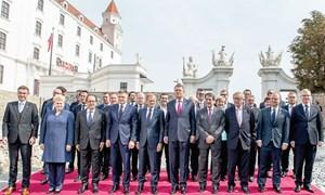 EU đoàn kết vì tương lai