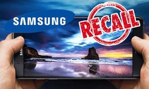 Hướng dẫn thủ tục hoàn tiền, trả máy Samsung Galaxy Note 7