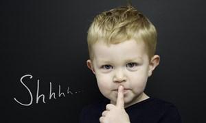 Im lặng tốt cho trí não