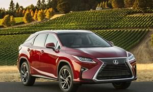 Khuyến cáo người sử dụng ôtô Lexus RX200t và RX350