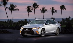 Toyota nâng cấp Camry 2016