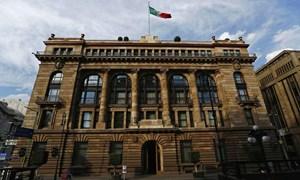 Ngân hàng Trung ương Mexico lại phải can thiệp vào thị trường ngoại tệ