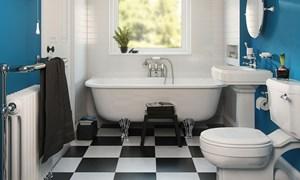 Lưu ý bài trí phòng tắm theo phong thủy hiện đại
