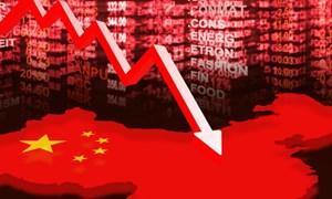 Tăng trưởng kinh tế Trung Quốc thấp nhất trong 26 năm qua