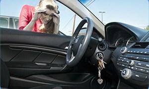 Những lỗi chìa khóa ôtô khiến tài xế Việt đau đầu