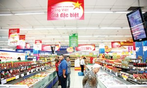Tăng thị phần hàng Việt