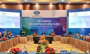 """Hội thảo """"Triển khai thực hiện Kế hoạch hành động BEPS trong APEC"""" ngày 22/2/2017"""