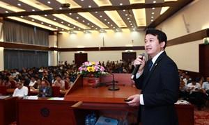 Chia sẻ kinh nghiệm về IR và tổ chức Đại hội Đồng cổ đông theo chuẩn mực quốc tế