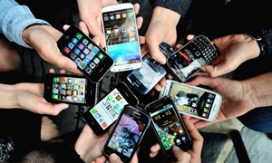 Năm 2017, thế giới sẽ có hơn 5 tỷ người sở hữu điện thoại di động