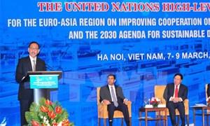 Tăng cường các giải pháp tạo thuận lợi cho thương mại quốc tế
