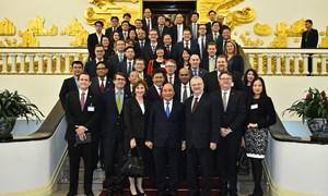 Doanh nghiệp cam kết mở rộng hoạt động và đầu tư lâu dài tại Việt Nam