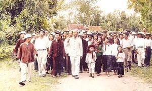 Vận dụng phong cách Hồ Chí Minh trong thực hiện Nghị quyết Trung ương 4, khóa XII