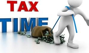 Để được gia hạn nộp thuế trong giai đoạn khó khăn