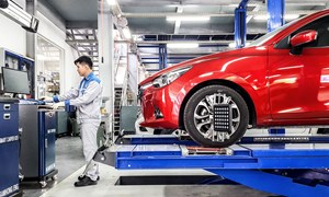 Doanh nghiệp tung chiêu kích cầu, thị trường xe ôtô đã khởi sắc